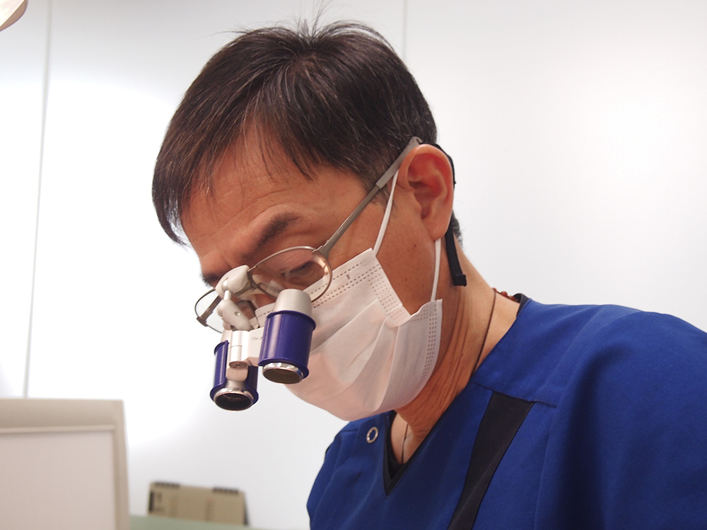 おかざき歯科クリニック 院長